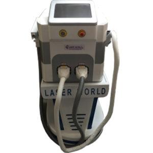 4S Machine (IPL+RF+Elight+ND+YAG)